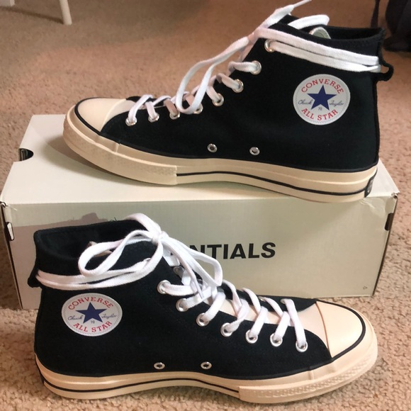 568bbd2b346f BNIB Converse Essentials Fear of God size 10 Men